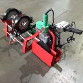 Аппарат для сварки пластиковых труб ROBU W 160 S